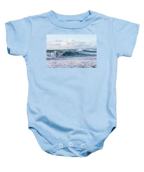 Surf And Sky Baby Onesie