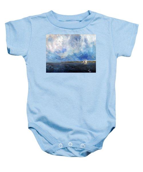 Windward Passage Baby Onesie