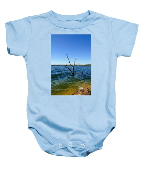 Table Rock Lake Kimberling City Baby Onesie