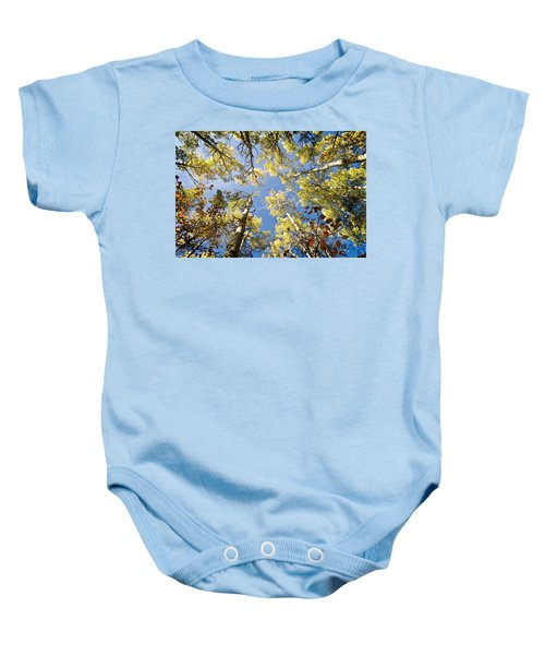 Look Up Baby Onesie
