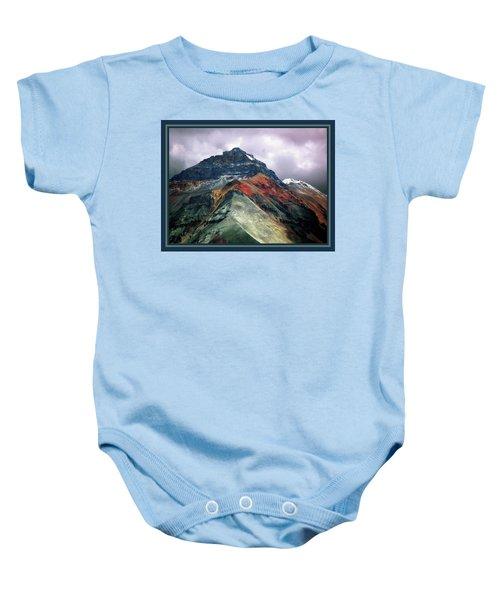 Telluride Mountain Baby Onesie