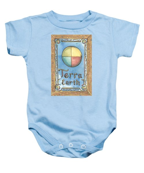 Terra Baby Onesie