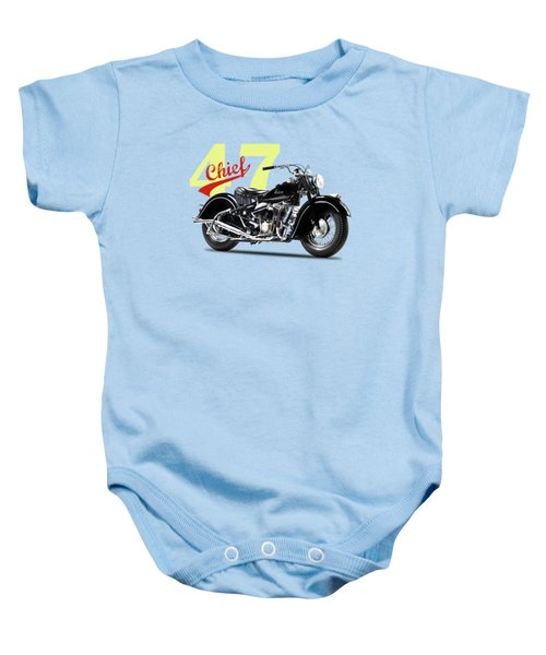 The 1947 Chief Baby Onesie