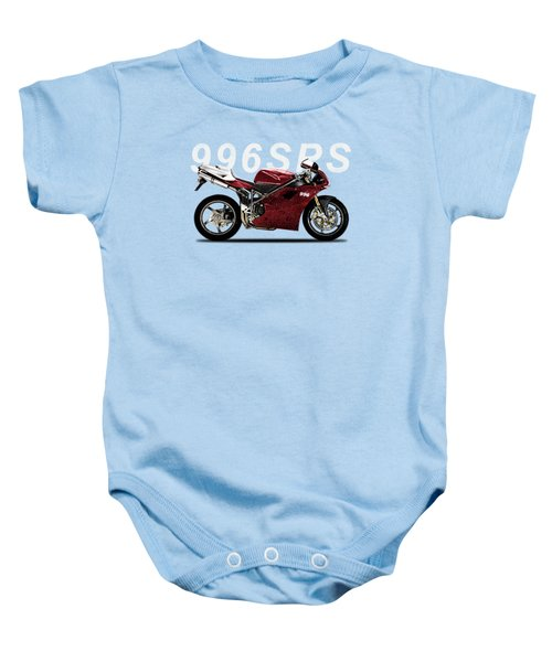 The 996 Sps Baby Onesie by Mark Rogan