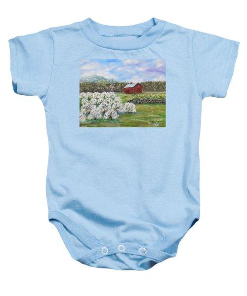 The Apple Farm Baby Onesie