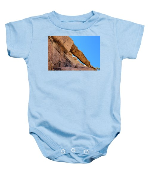 The Arch In Joshua Tree Np Baby Onesie