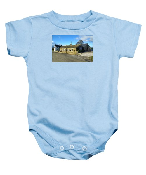 The Barrel Inn At Bretton Baby Onesie