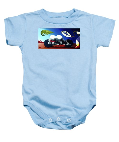 The Escape Baby Onesie