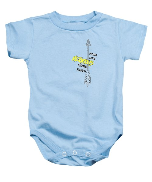 The Fight Baby Onesie
