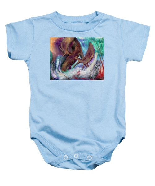 The Fury Baby Onesie