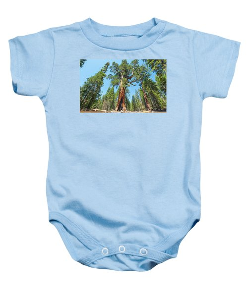 The Grizzly Giant- Baby Onesie