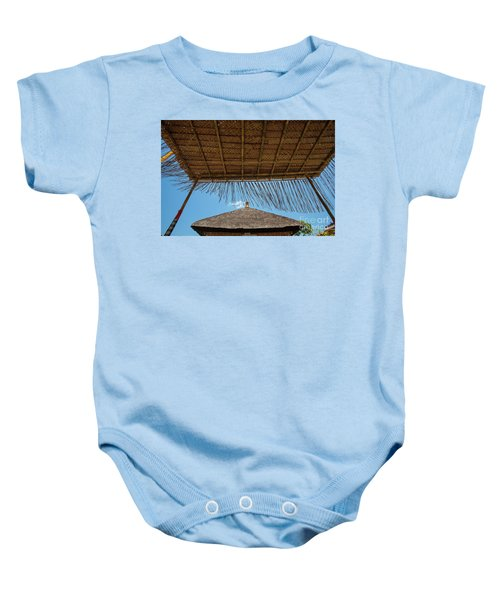 The Island Of God #6 Baby Onesie