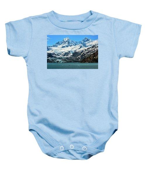 The John Hopkins Glacier Baby Onesie