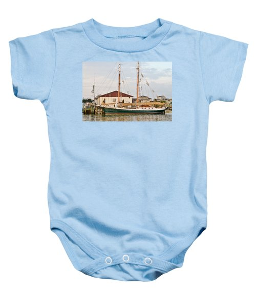 The Kaiui Ana - Ocean City Maryland Baby Onesie