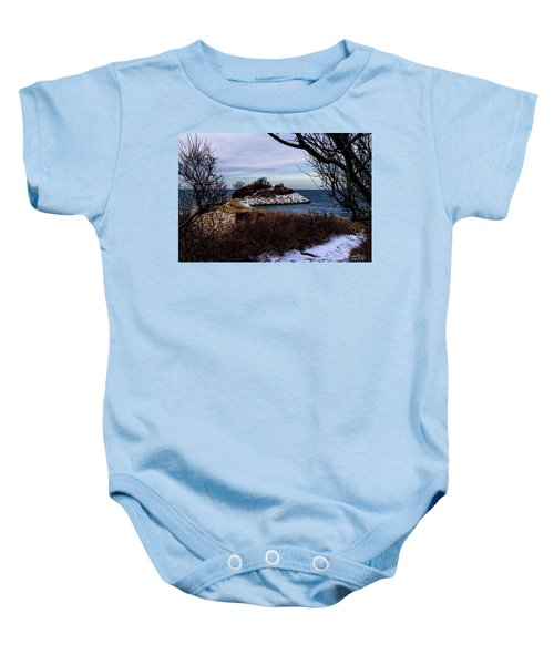 The Knob January 2016 Baby Onesie