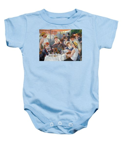 The Luncheon Of The Boating Party Baby Onesie