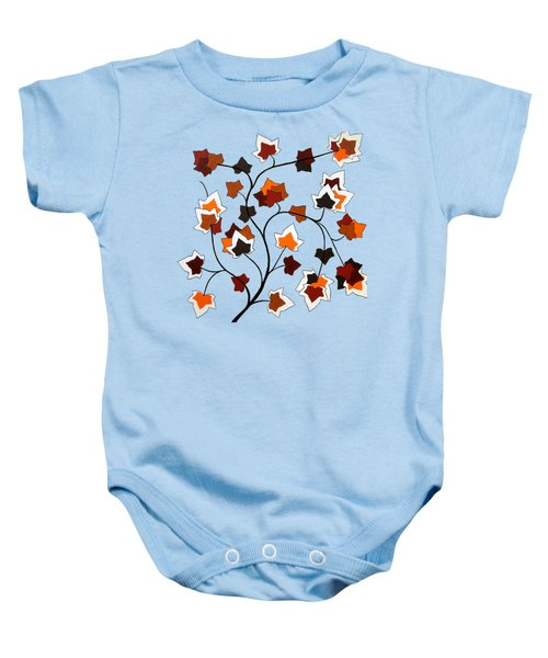 The Magnolia House Rules Remix Baby Onesie by Oliver Johnston
