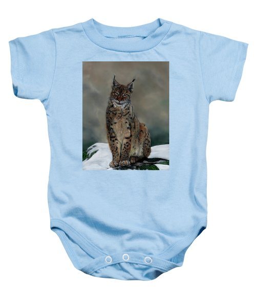 The Missing Lynx Baby Onesie