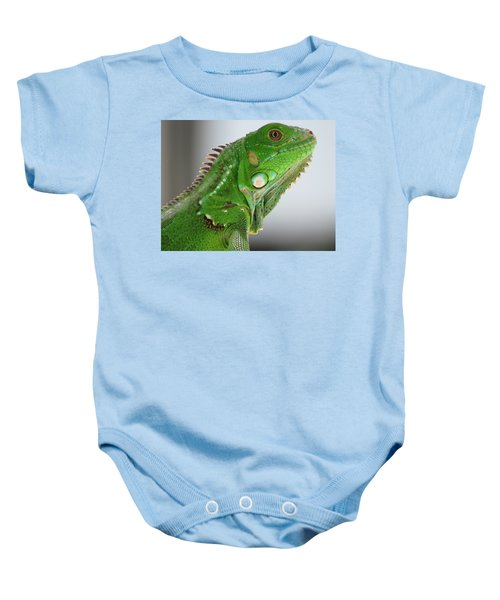 The Omnivorous Lizard Baby Onesie