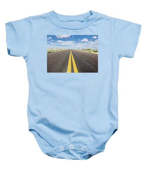 The Open Road Baby Onesie