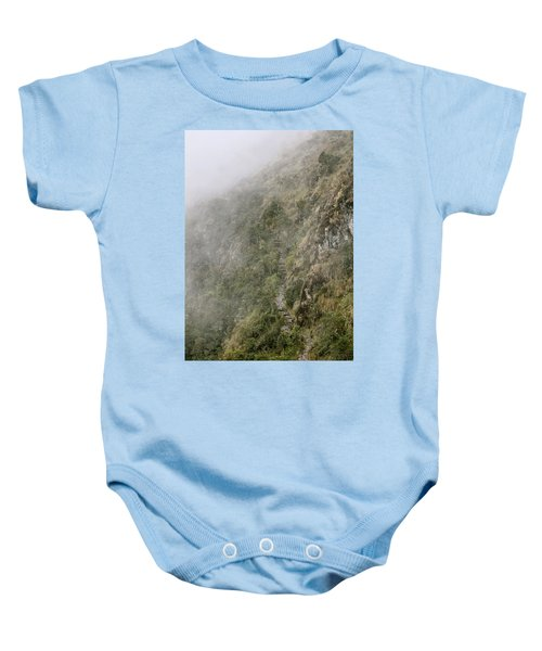 The Path To Self-discovery Baby Onesie