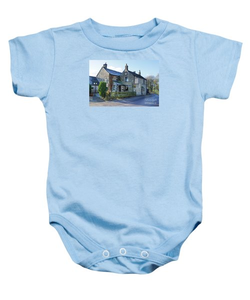 The Queen Anne At Great Hucklow Baby Onesie
