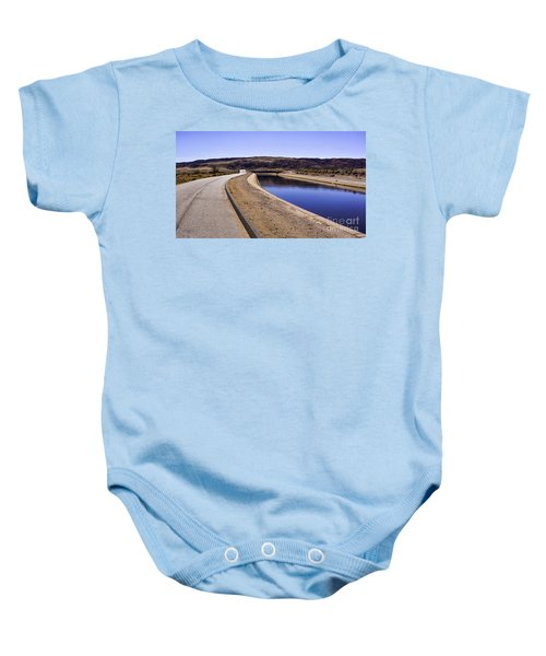 The Service Road Baby Onesie