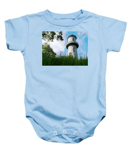 The Tower Baby Onesie
