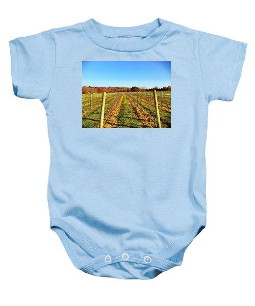 The Vineyard Baby Onesie