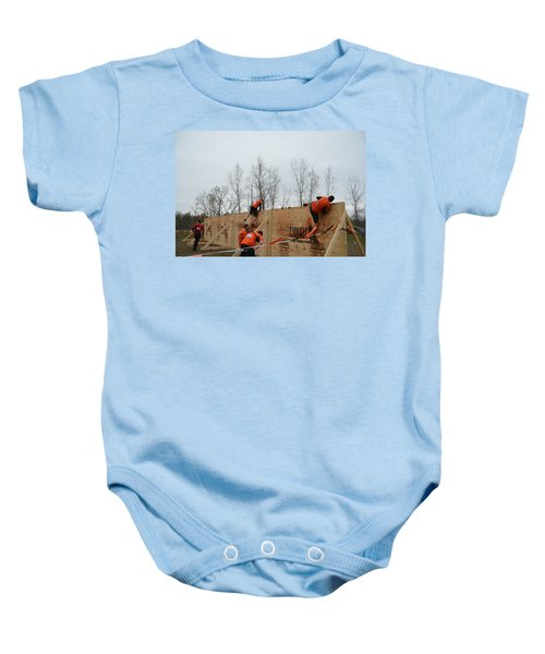 They Call It The Berlin Walls Baby Onesie