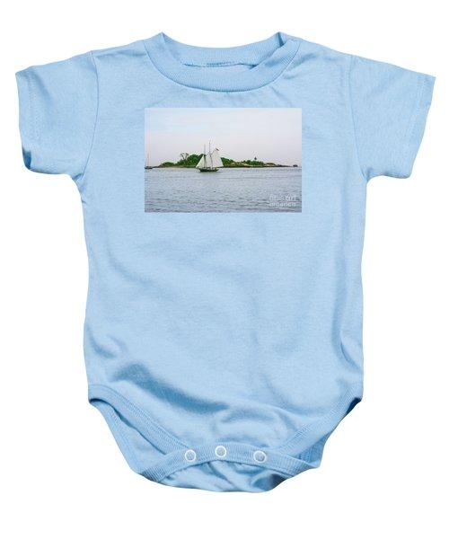 Thomas E. Lannon Cruising Baby Onesie
