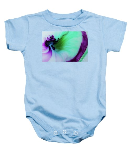 Though The Silence Baby Onesie