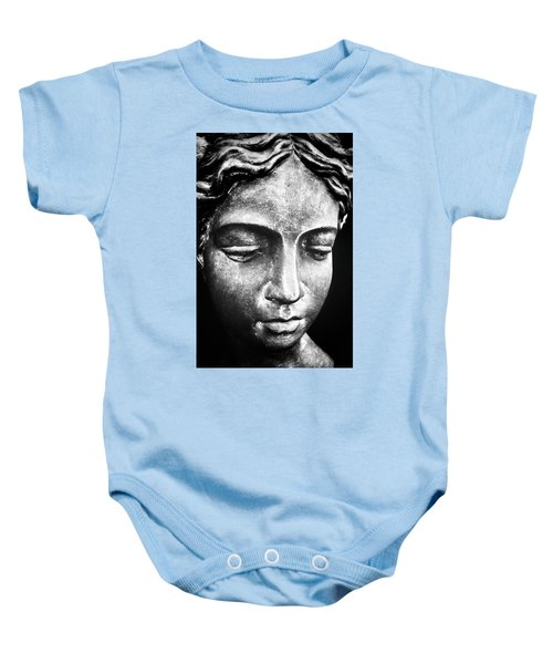 Thoughts Of A Time Gone By Baby Onesie