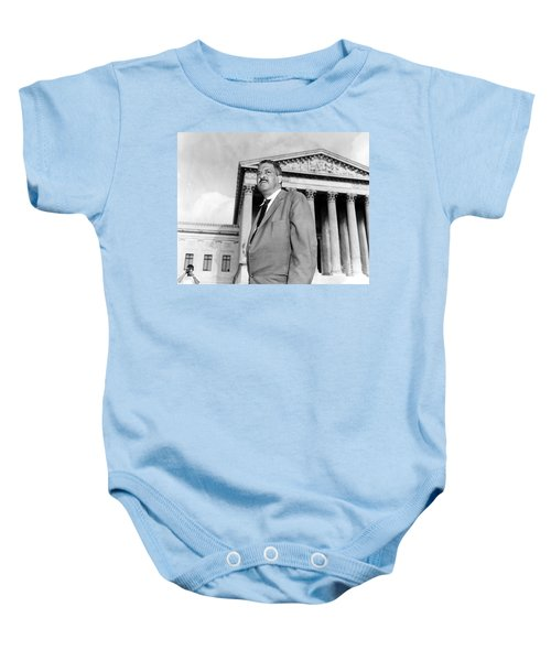 Thurgood Marshall Baby Onesie