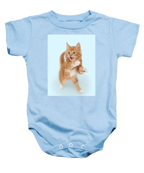 Tiny Tiger Baby Onesie