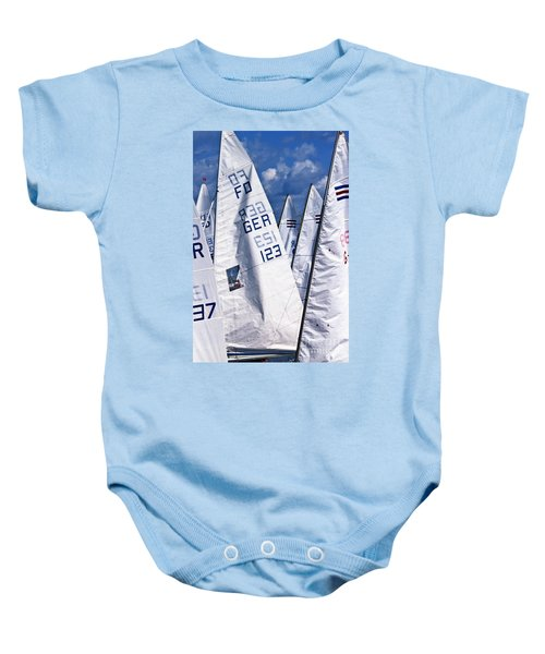 To Sea - To Sea  Baby Onesie
