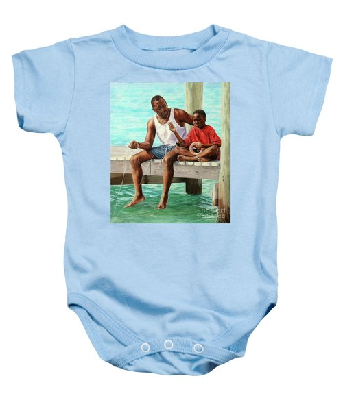 Together Time Baby Onesie