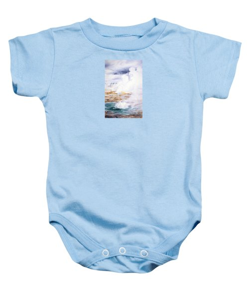 Toil And Trouble Baby Onesie