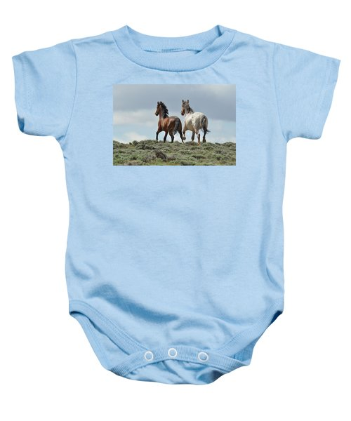 Too Beautiful Baby Onesie