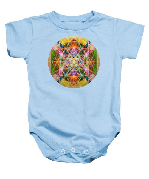 Torusphere Synthesis Bright Beginning Soulin I Baby Onesie