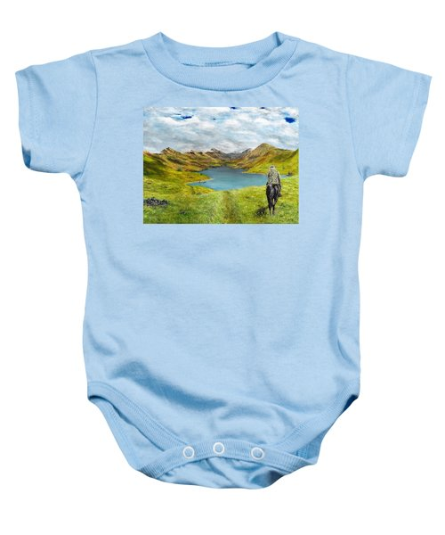 Tracking Niseag Baby Onesie