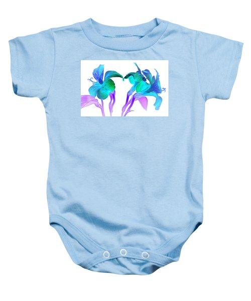 Tropical Daydream Baby Onesie