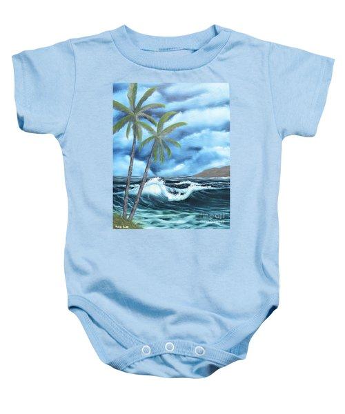 Tropical Baby Onesie