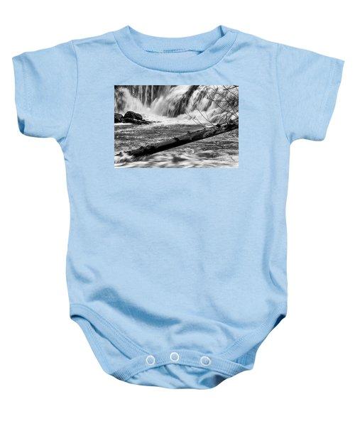 Tumwater Waterfalls#2 Baby Onesie