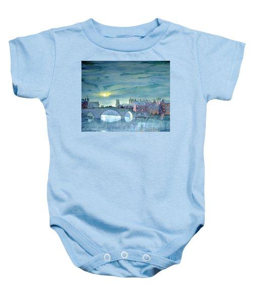Turner's York Baby Onesie