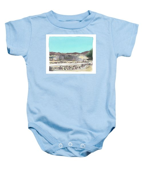 Twentynine Palms Welcome Baby Onesie