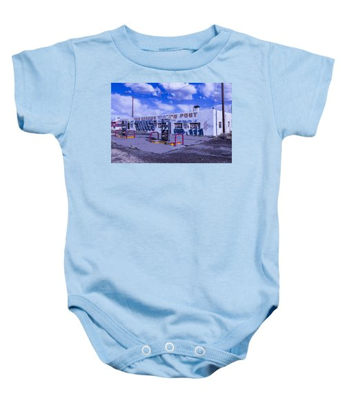 Twin Arrows Trading Post Baby Onesie