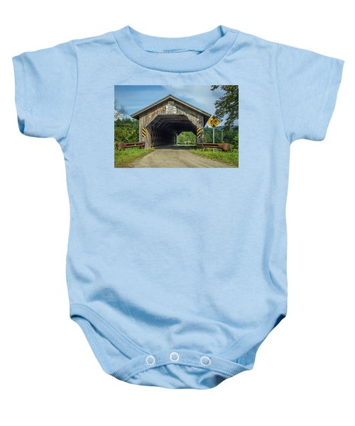 Un-named Bridge Baby Onesie