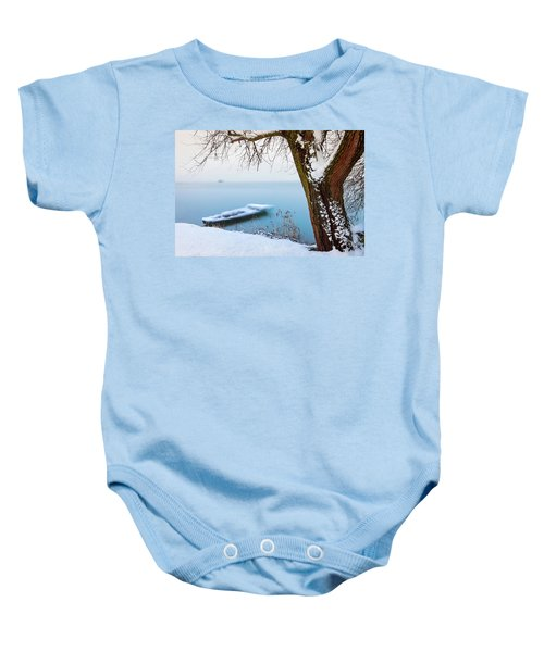 Under The Branch Baby Onesie