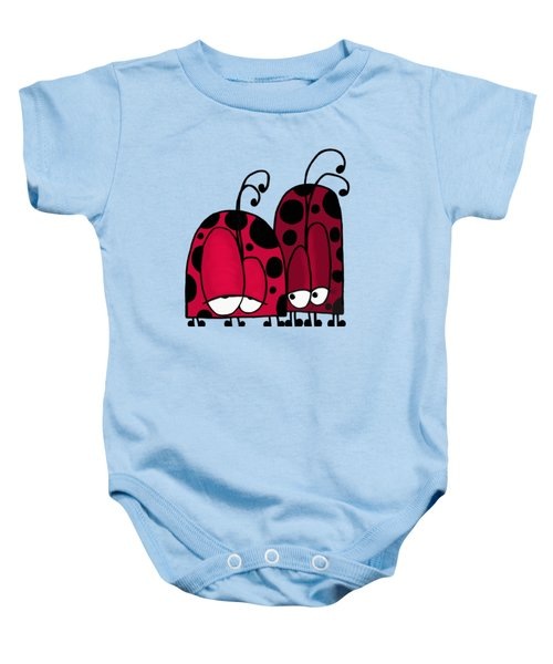 Unrequited Love Baby Onesie by Michelle Brenmark
